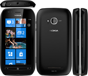 Nokia Lumia 710 чёрный обменяю на Samsung I9000 Galaxy S 16Gb